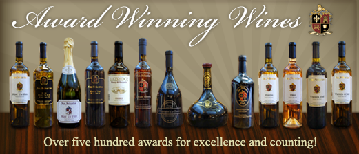Award Winning Wines