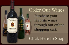 Order Our  Wines