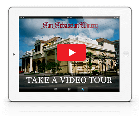 Video Tour screen shot